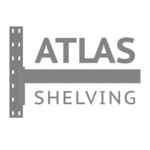 Atlas Shelving Logo | Clients of Clearun Marketing